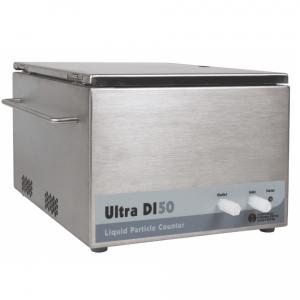 Image ultra dl liquid particle counter