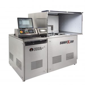 Surfex particle counters