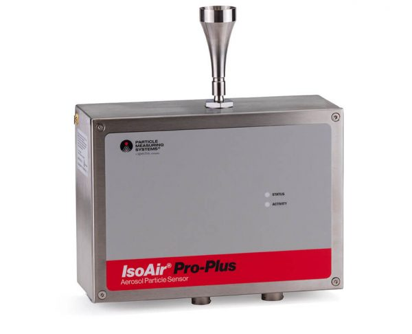 Image of IsoAir Pro Plus front view